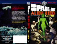 """Alien Seed"" book cover - click to enlarge."