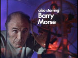 Barry Morse, from the Space: 1999 season one opening credits