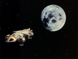 Eagle spacecraft, from the episode, All That Glisters